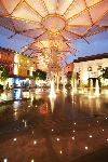 DMS Ingound Lite LED lamps at Singapore's Clarke Quay